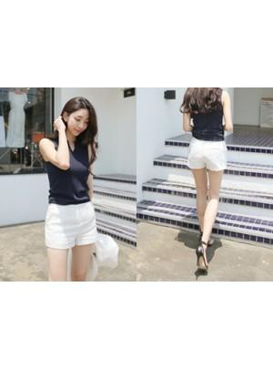 Kathryn Linen Shorts