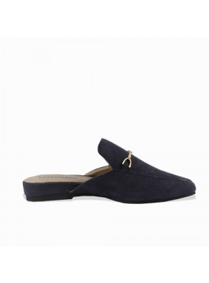 Bizo Suede Slippers
