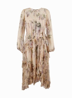 Marry Me Long Dress
