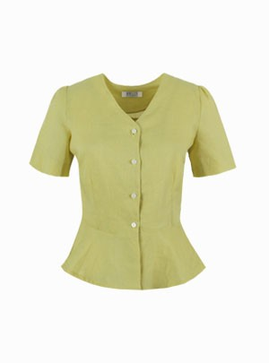 Lemon soda Blouse