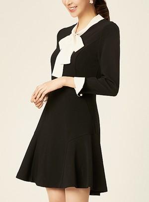 Kalina Tie Dress