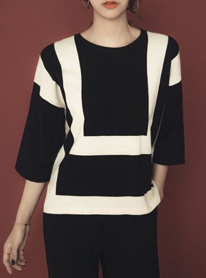 Isobel Knit