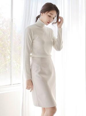 Soraya Thick Skirt