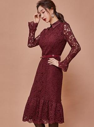 Diane Lace Dress