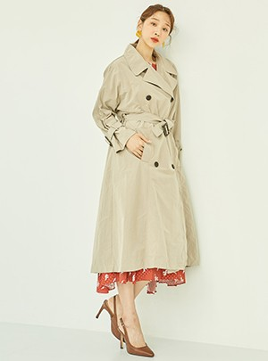 Blossom Double Coat