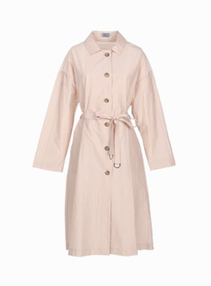 Wide Thin Coat(PINK)