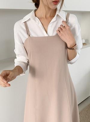 Strap Sleeveless Dress