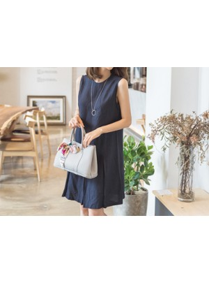 Alice Modern Dress (Navy)