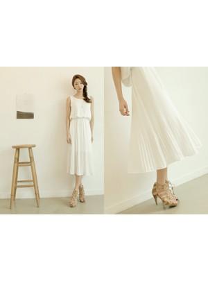 Valeria Dress (White)