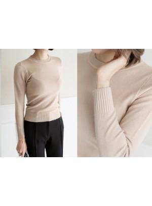No.1 Basic Knit