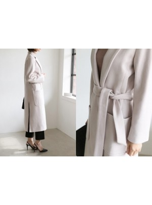 Lonely Wool Long Coat