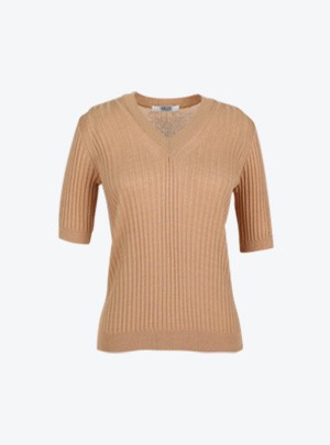 Remy Short-sleeved Knit