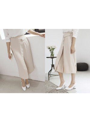 Carlee Wide Wrap Pants