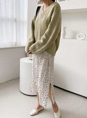 Jeremy Loose Fit Knit