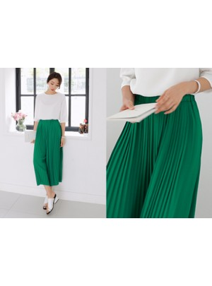 Makaila Wide Pleats Pants