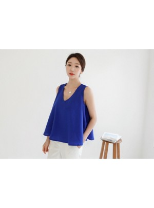 Lainey V-Neck Blouse