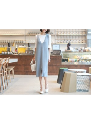 Bew V-Line Dress