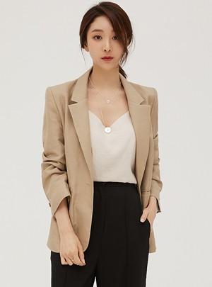 Anwen Linen Jacket