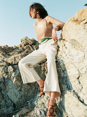 Mei Linen Pants