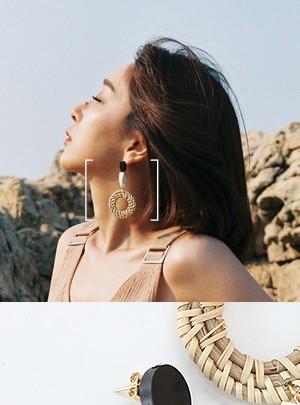 Naver Ending Earring