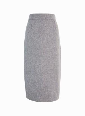 LucieH-Line Skirt