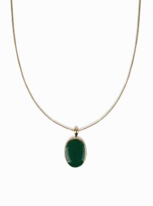 Lyon Simple Necklace