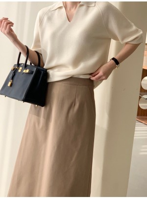 Denisse A-Line Skirt