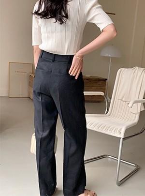 Ashlynn Linen Pants