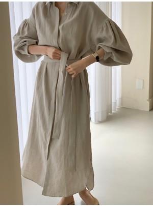 GeorginaLinen Dress