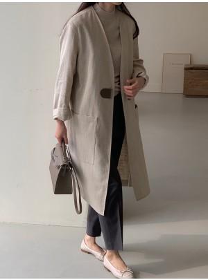 Indie Linen Jacket