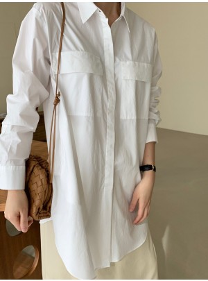 Begonia Shirt Jacket