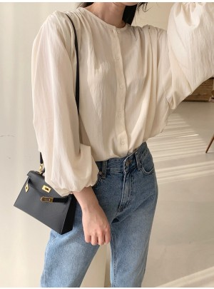 Easy Volume Blouse