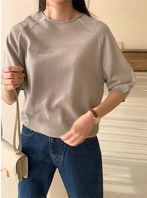 Lexi Round-Neck Knit