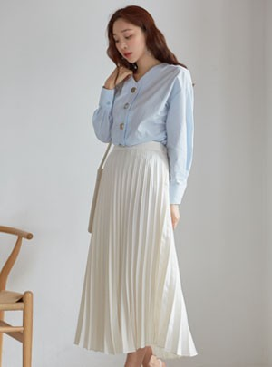 Romance Pleated Skirt