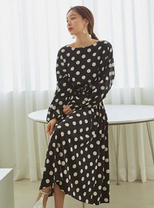 Zion Dot Dress