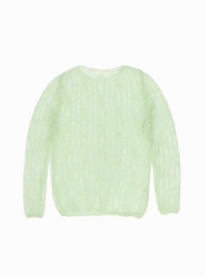 Laurine Net Knit