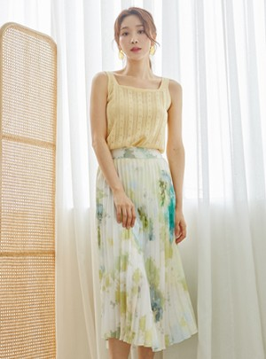 Venetia Tiedyeing Skirt