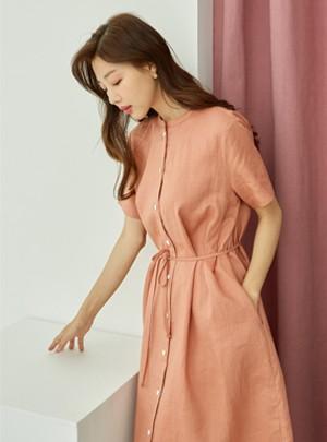 Lorna Linen Dress