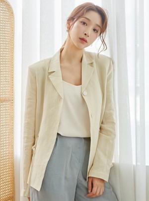 Karin Linen Jacket