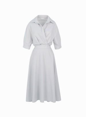 Jessa Back-banding Dress