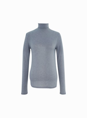 Lousiana turtleneck T-shirt