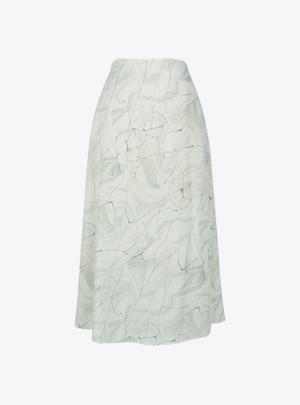Selena Mint Skirt