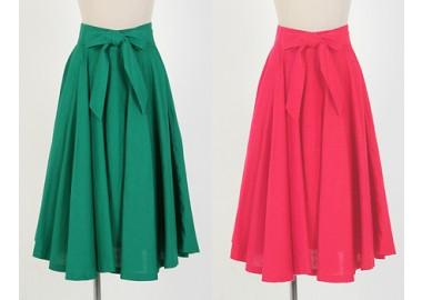 Linda Flare Skirt