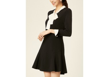 Kalina Tie Dress
