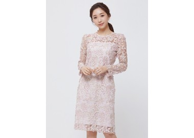 Ariella Lace Dress