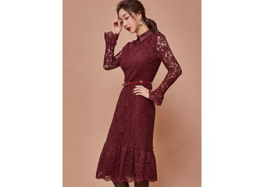 Diane Lace Dress