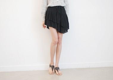 Mckayla Frill Skirt