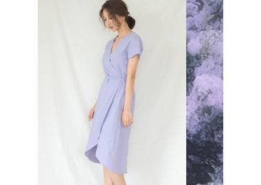 Ashlynn Linen Dress
