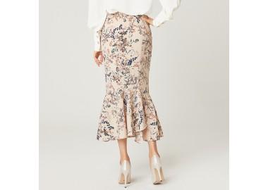 Lemaire Flower Skirt