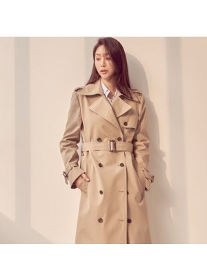 Jamya Trench Coat
